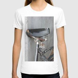 Rusty bike Copenhagen T-shirt