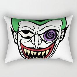 Third Eye Joker Rectangular Pillow