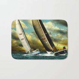 sailrace Bath Mat