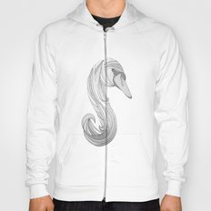 Swan Love Hoody