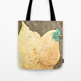 Golden Orp Tote Bag