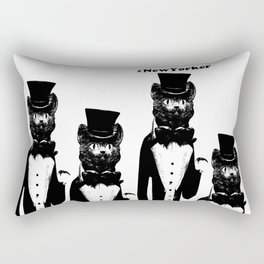 newyorker Rectangular Pillow