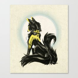 Goldfox Canvas Print
