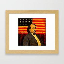 Ely Samuel Parker Framed Art Print