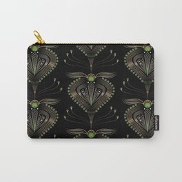 Art Deco . Aphrodite . Carry-All Pouch