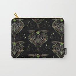 Art Deco . Aphrodite . Carry-All Pouch