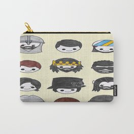 Some More Plushie Richies Carry-All Pouch