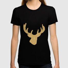 Gold Deer T-shirt