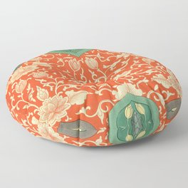 Examples of Chinese Ornament XCIV Floor Pillow