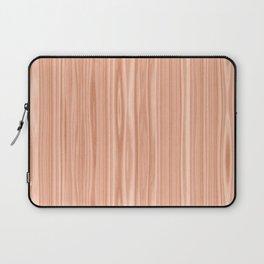 Cherry Wood Texture Laptop Sleeve