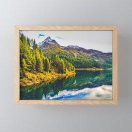 Like In A Fairy Tale Framed Mini Art Print