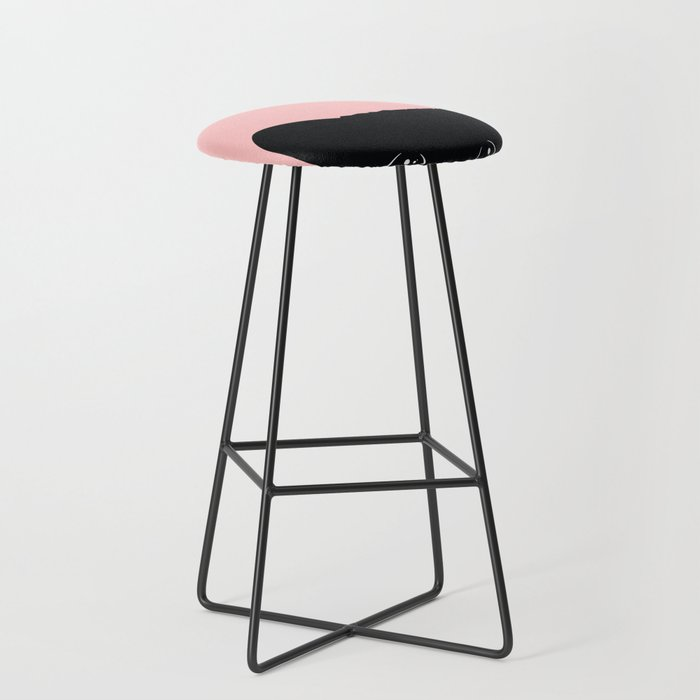 Black Cat Bar Stool