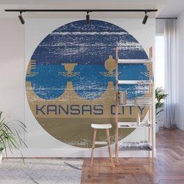 Big Bleu Design Kansas City Royal Wall Mural