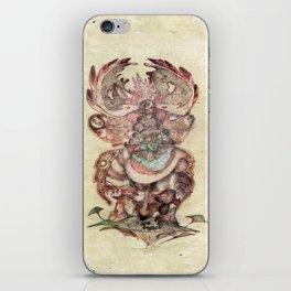 Earthlings iPhone Skin