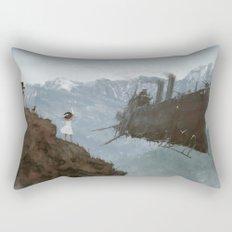 1920 - big role Rectangular Pillow