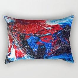 A Neverending Struggle Rectangular Pillow