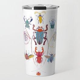 Stitches: Bugs Travel Mug