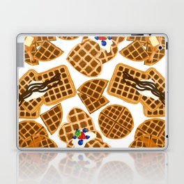 Waffle On Laptop & iPad Skin