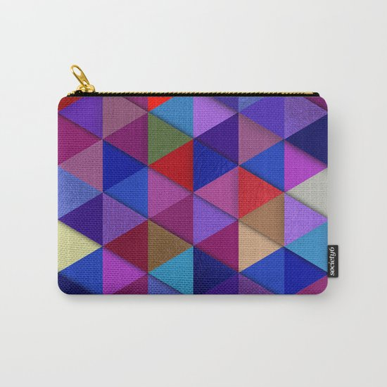 Abstract #286 Carry-All Pouch