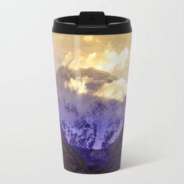 SUNRISE ON THE APU SALKANTAY Travel Mug