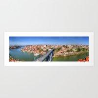 Porto, Portugal Art Print