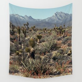 Cold Creek, Nevada Wall Tapestry