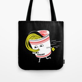 Quick meal in a rush! Tote Bag