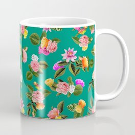 Frida Floral Coffee Mug