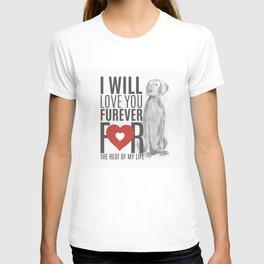 LOVE YOU FUREVER T-shirt