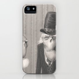 Isaiah and Bartholomew iPhone Case