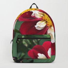 Mary Evelyn Dahlia Backpack