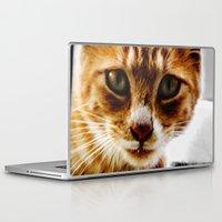 milk Laptop & iPad Skins featuring Milk? by Jessica Jimerson