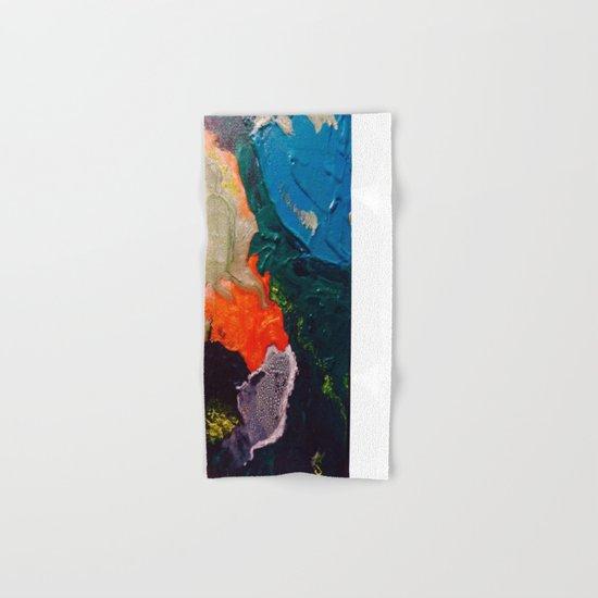 El Nino Abstract Hand & Bath Towel