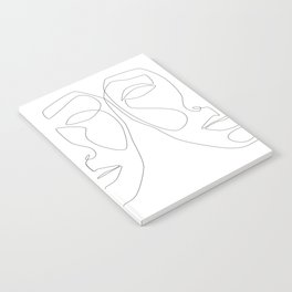 Double Face Notebook
