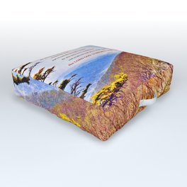 High Places Outdoor Floor Cushion