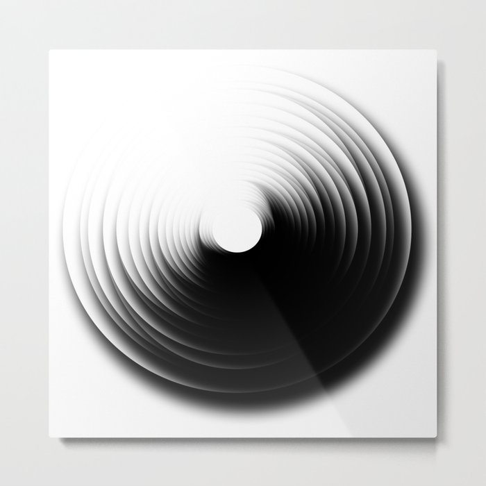 The First Blush of Sin Metal Print