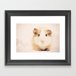 gerbil Framed Art Print