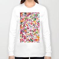 mosaic Long Sleeve T-shirts featuring Mosaic by Laura Ruth