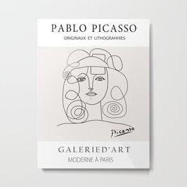 Picasso - Anti-war - World peace Metal Print