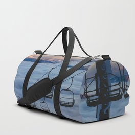 LAST CHAIR Duffle Bag