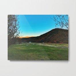 Brightness Follows - Glenwood Springs, CO Metal Print