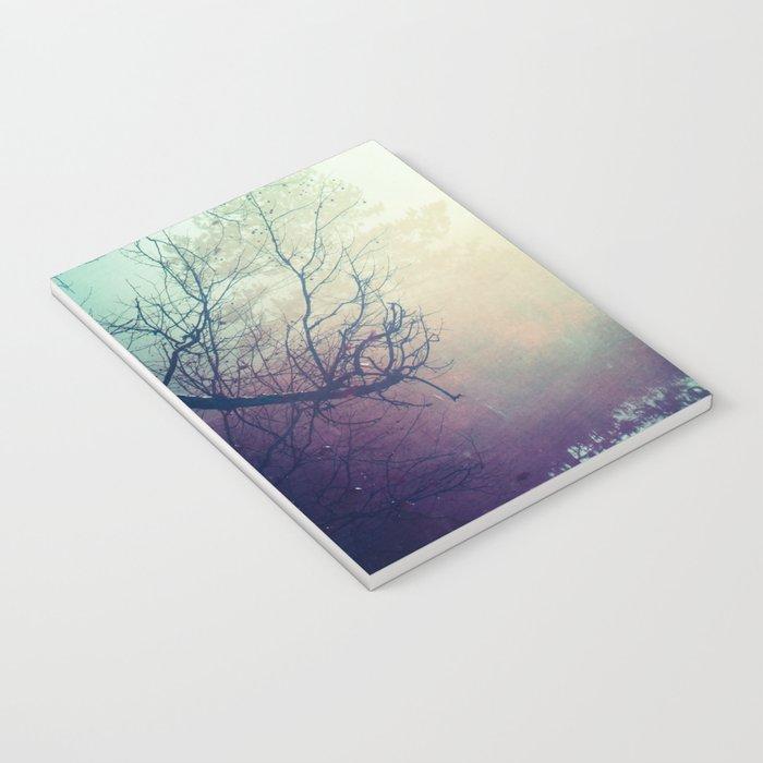 Autumn Fog Notebook