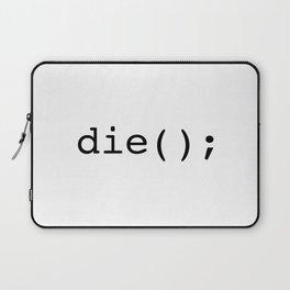 Die Laptop Sleeve