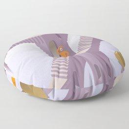eyescher Floor Pillow