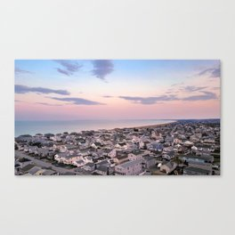 Easter Sunset Canvas Print