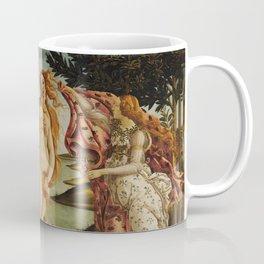 The Birth of Venus by Sandro Botticelli Coffee Mug