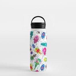 Beetles Water Bottle