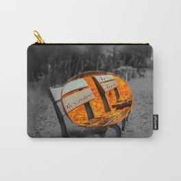 Reservatons for Two Carry-All Pouch