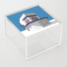 Trinity Road (Tooting Bec) Acrylic Box