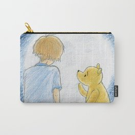 How old shall I be then? Carry-All Pouch